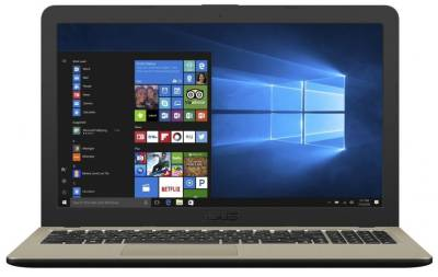 "ASUS F540MA-GQ117T Asus Value F540MA Notebook Celeron Dual N4000 1.10Ghz 4GB 500GB 15.6"" WXGA HD IntelHD BT Win 10 Home"