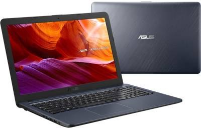 "ASUS X543UA-GQ2593T Asus VivoBook X543UA 8th gen Notebook Intel Quad i5-8250U 1.60Ghz 4GB 1TB 15.6"" WXGA HD UHD 620 BT Win 10 Home"