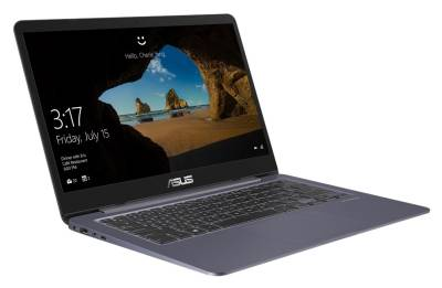 "NB-AS406-5Q8S Asus VivoBook S406UA 8th gen Notebook Intel Quad i5-8250U 1.60Ghz 8GB 256GB 14"" FULL HD UHD 620 BT Win 10 Home"