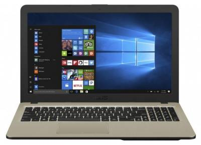"F540UA-GQ574T Asus Value F540UA 8th gen Notebook Intel Quad i5-8250U 1.60Ghz 4GB 1TB 15.6"" WXGA HD UHD 620 BT Win 10 Home"